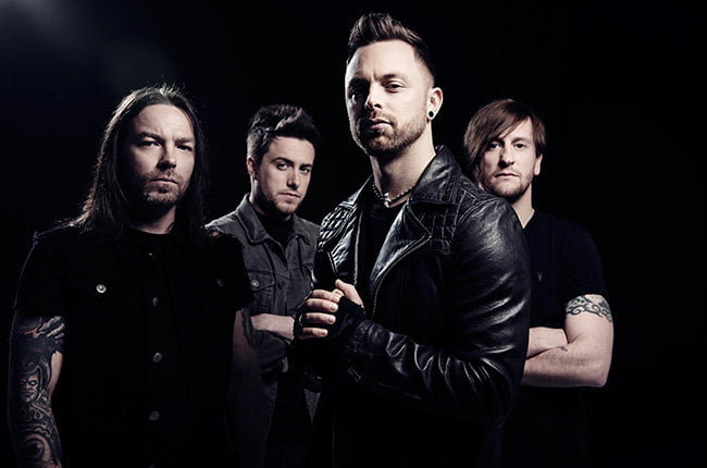 Bullet for My Valentine: banda  revela 2º single de novo álbum