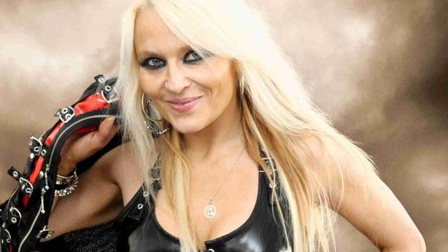 Doro Pesch: rainha do Metal retorna ao Brasil com show em São Paulo dia 12 de outubro no Carioca Club