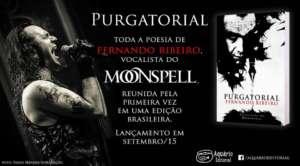 FERNANDO MOONSPELL BOOK