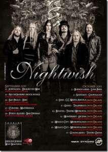cartaz nightwish tour 2015[1]