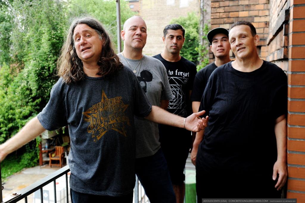 Read more about the article The Adolescents: banda  confirma cinco shows no Brasil