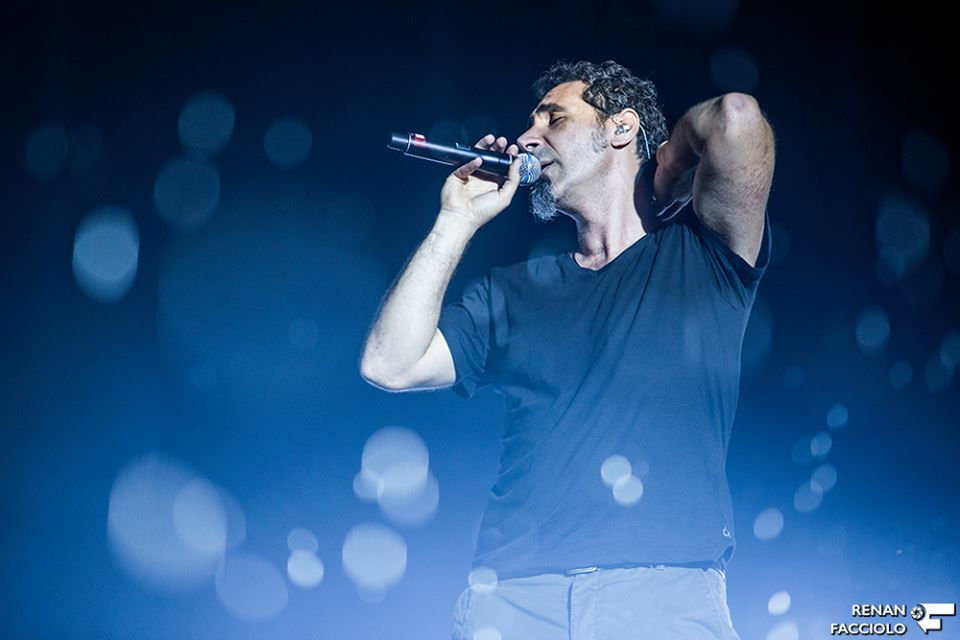 Read more about the article System of a Down e Deftones – Arena Anhembi – São Paulo/SP