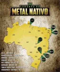 LEVANTE DO METAL NATIVO II