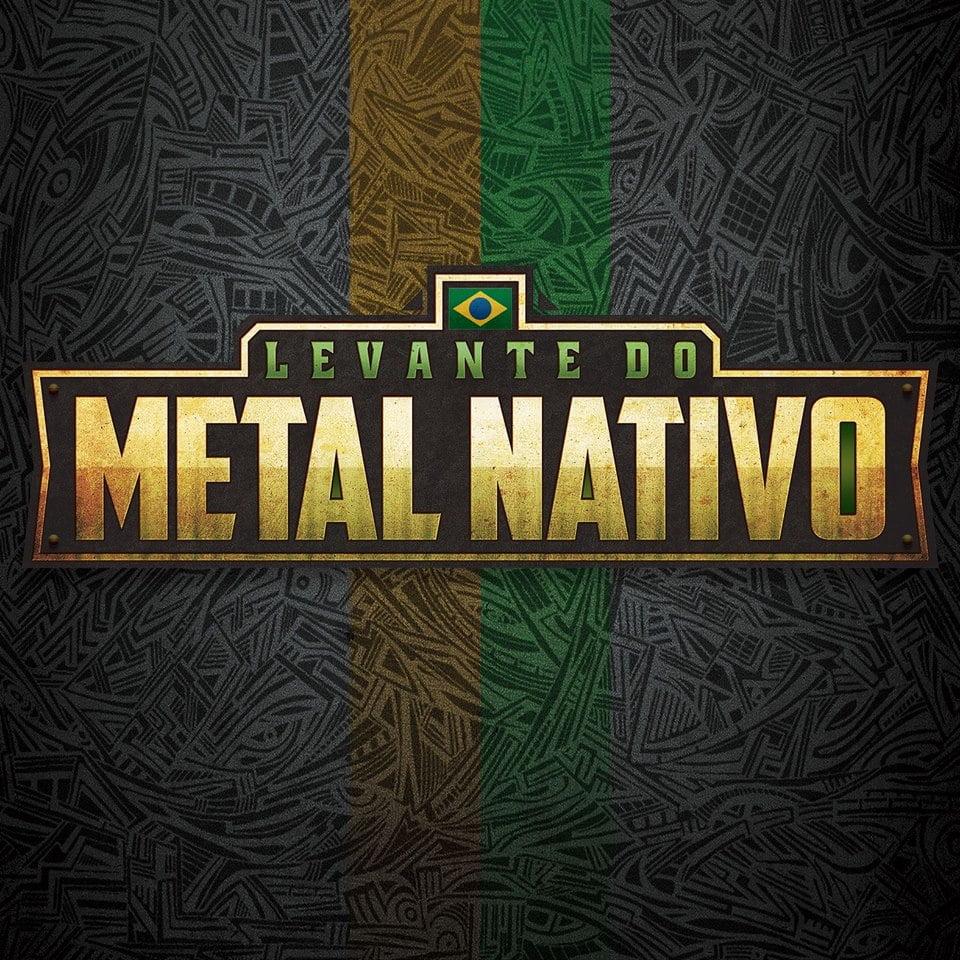"""Tamuya Thrash Tribe: banda se junta a outras sete bandas para formar o """"Levante do Metal Nativo"""""""