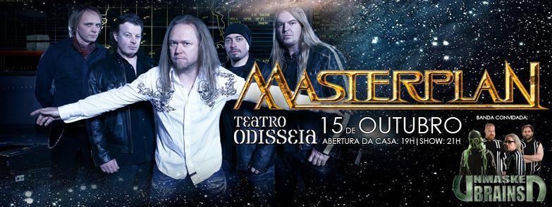 Masterplan – Teatro Odisséia -Rio de Janeiro/RJ