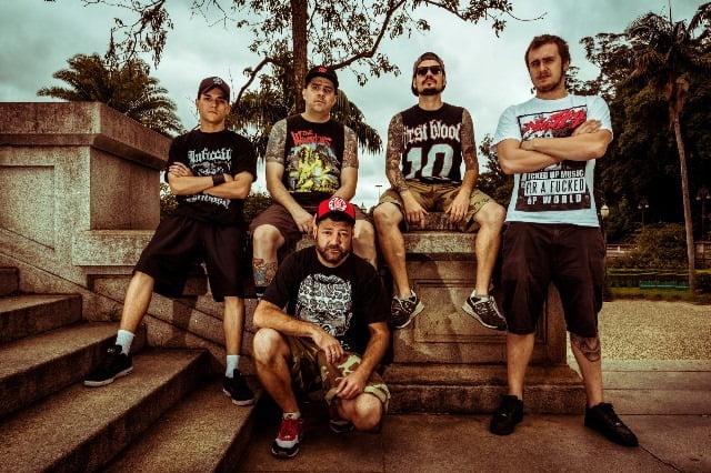 Paura: banda confirma tour européia.