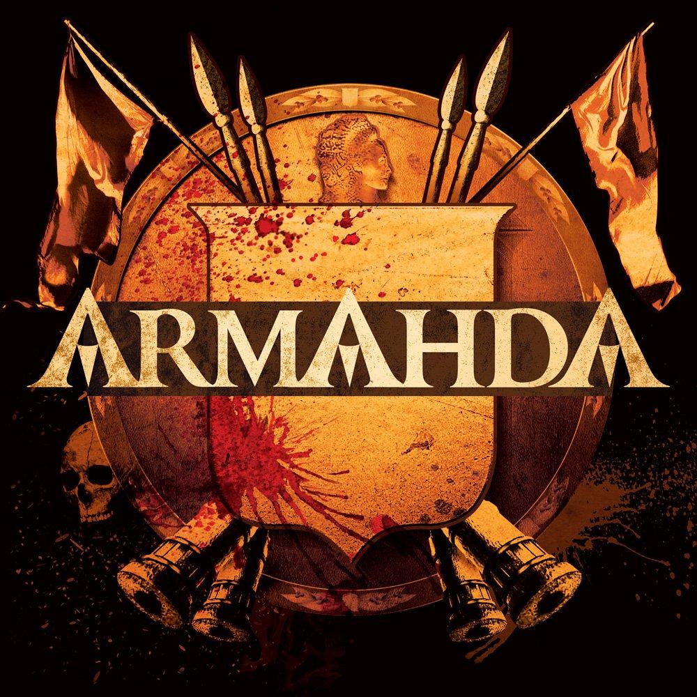 Armahda: show No Gillans' Inn comemorando a Semana do Rock