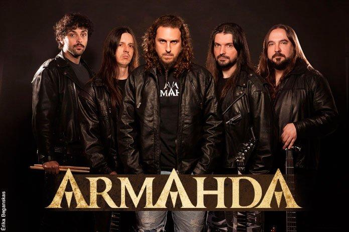 Armahda: Heavy Metal e história do Brasil