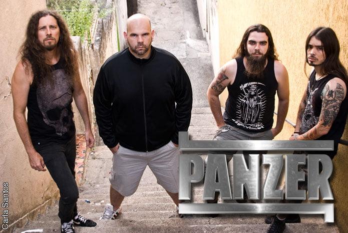 Panzer: de volta com peso!