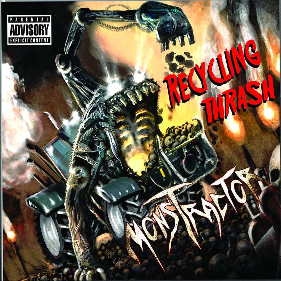 Monstractor – Recycling Thrash