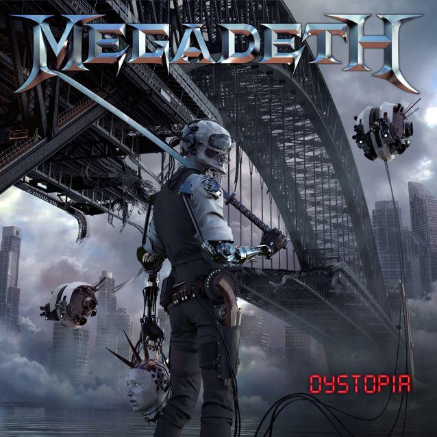 """Megadeth: novo single """"The Threat Is Real"""" disponível para audição"""