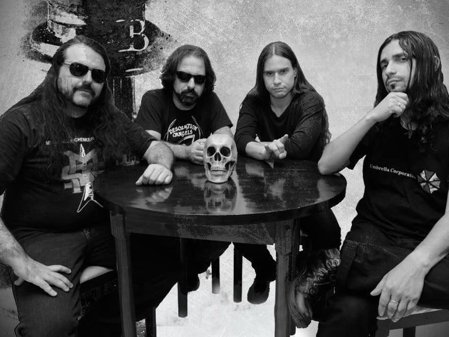 The Black Rook: banda lança disco de estreia em show com Hibria nessa sexta