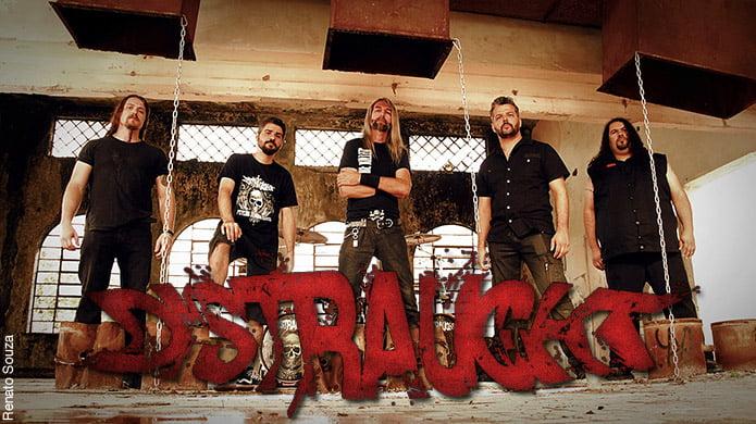 """Distraught: novo álbum """"Locked Forever"""" já está à venda"""