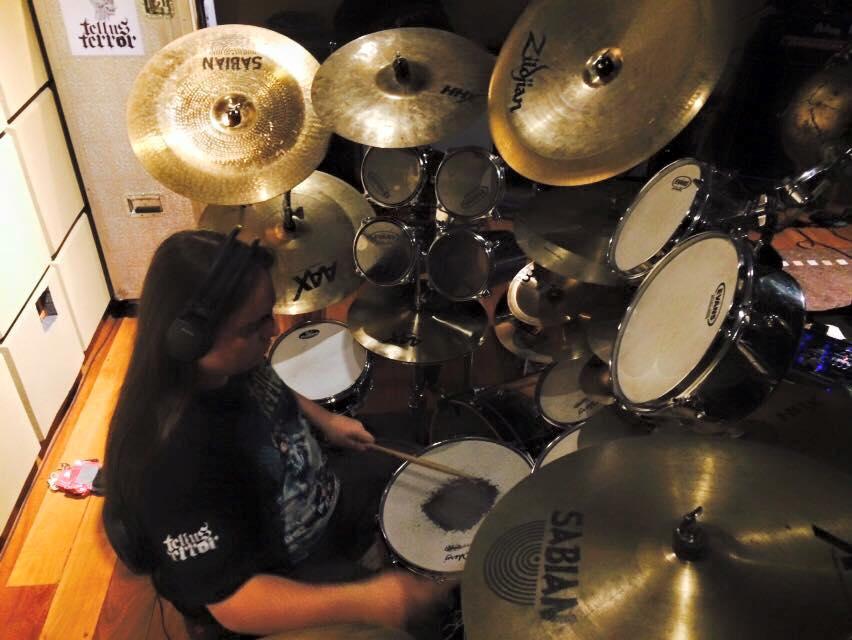 Read more about the article Tellus Terror: anunciado novo baterista do grupo e novos planos