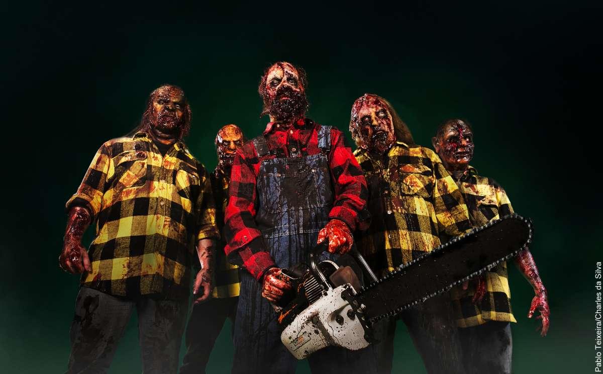 Zombie Cookbook: preparando Split ao lado do Rancid Flesh
