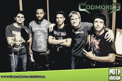 Codmorse: banda é destaque em programa americano