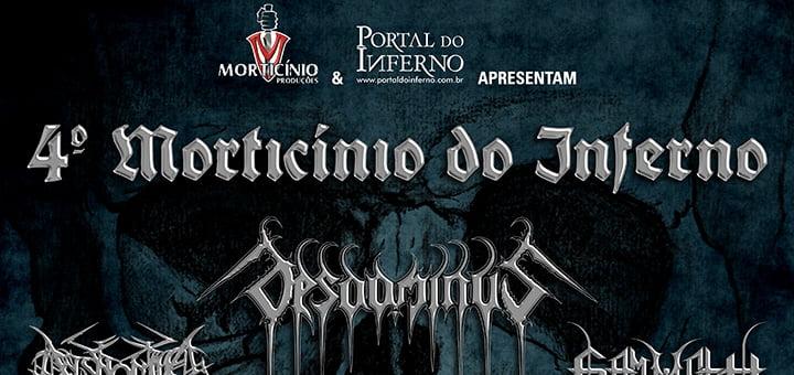 Morticínio do Inferno: após 12 anos, evento volta a ser realizado em Leme/SP