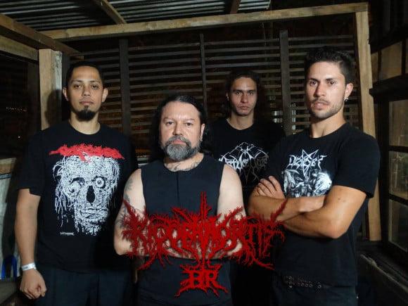 Rigor Mortis BR: pré-lançamento do álbum no 3º Old & True Metal Fest
