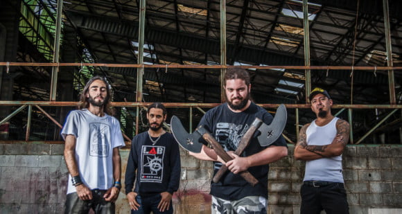 Chaos Synopsis: banda iniciada gravações de novo álbum de estúdio