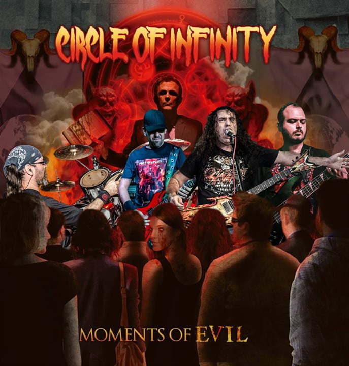 """Circle of Infinity: banda disponibiliza vídeo de """"Wake Up And Fight"""""""