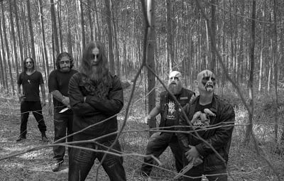 "Diabállein: escute a faixa ""The Legend Of Seven Catacombs(Christus Leprosus)"""