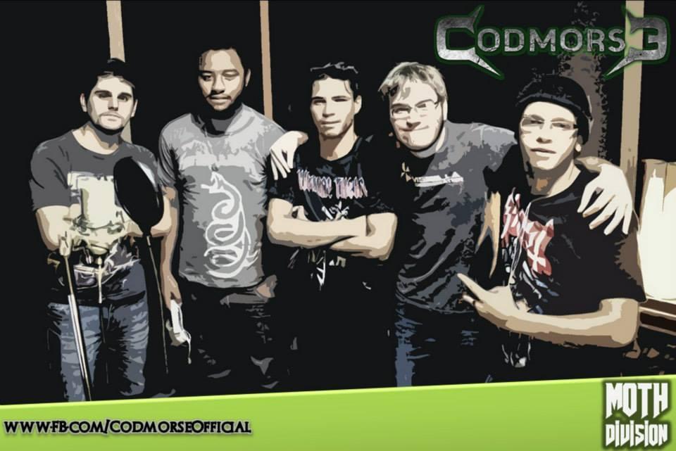 Codmorse: banda em destaque na revista Roadie Crew