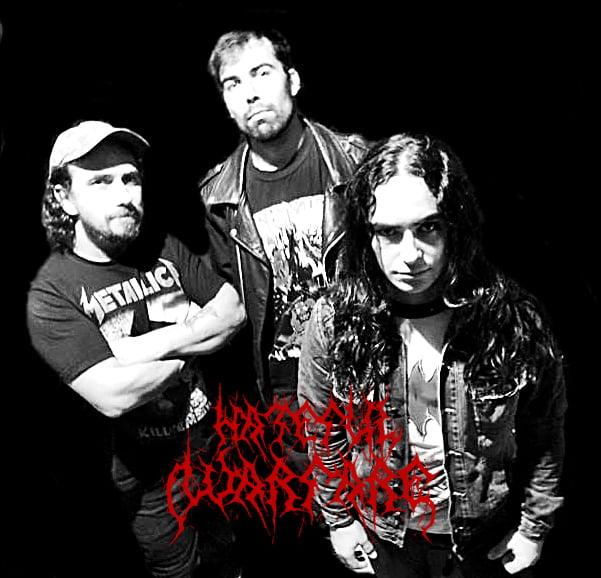 Hateful Warfare: atração na coletânea Daily Metal Vol. 01