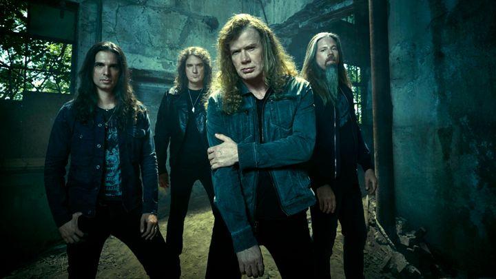 Megadeth: banda confirma show em São Paulo em agosto
