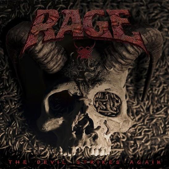 Rage: revelado título e capa de novo álbum