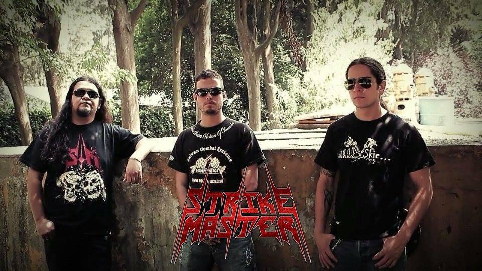 Strike Master: turnê ao lado de Axecuter pelo Brasil