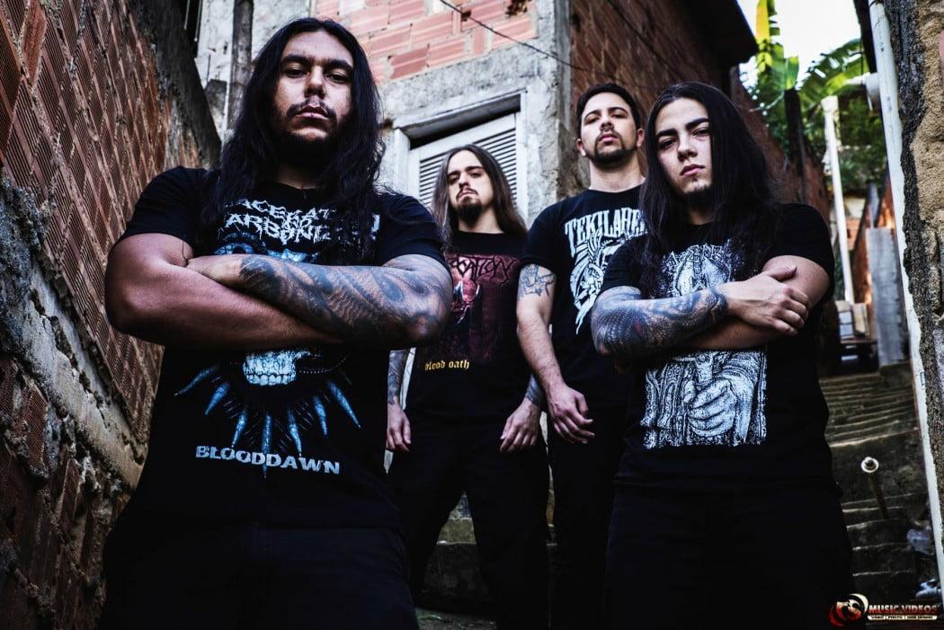 Lacerated And Carbonized: banda cancela tour latino americana