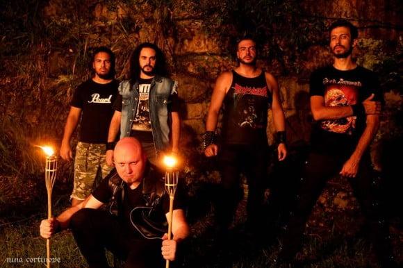 """Primator: banda disponibiliza 'teaser' de """"To Mars"""", música de autoria de Mario Linhares do Dark Avenger"""
