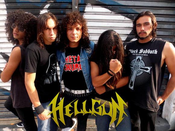 Read more about the article Hell Gun: entrevista para o site Resenha do Rock