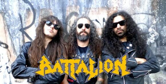 Battalion: confira entrevista da banda para o site Metal Militia