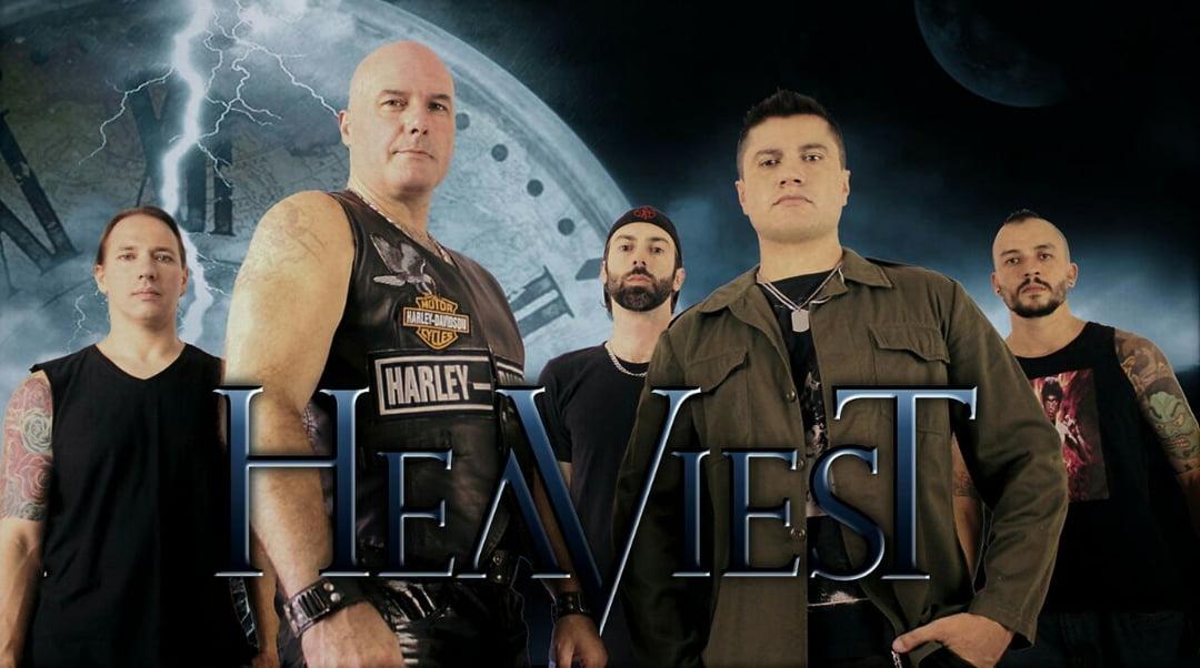 Heaviest: show com a banda Rexor acontece neste sábado em São Paulo