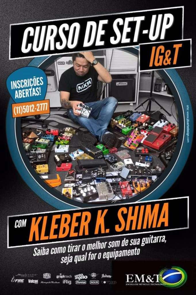 Kleberkshima-curso setup