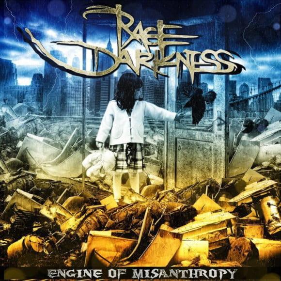 Rage Darkness – Engine of Misanthropy