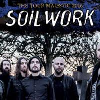 Soilwork: banda tem duas novas datas no Brasil