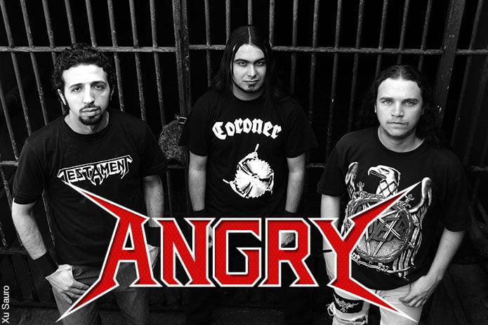 Angry: disponível material completo para apreciação