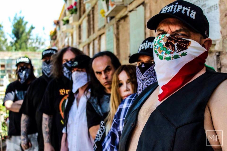 Brujeria: banda convoca fãs com ar terrorista