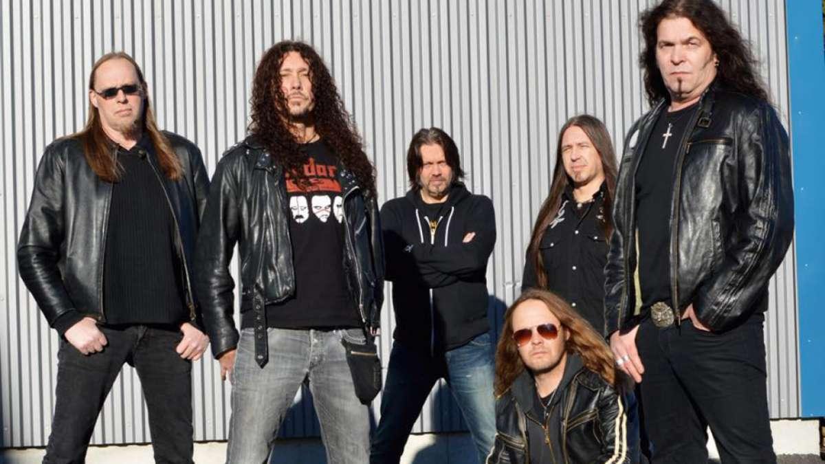 Candlemass: banda apresenta aos fãs brasileiros o carismático vocalista Mats Levén