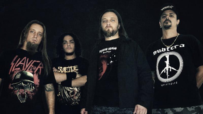Claustrofobia: banda revela titulo de novo álbum e fecha distribuição no exterior