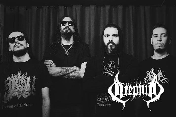 Creptum: apresentado título e capa do novo álbum
