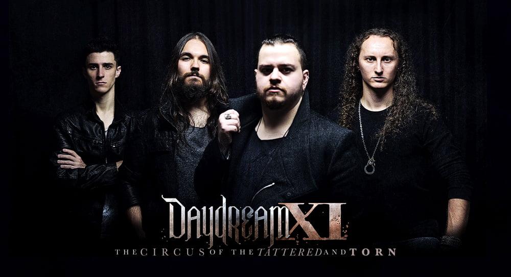 Read more about the article Daydream XI: banda lança campanha de financiamento coletivo para segundo álbum