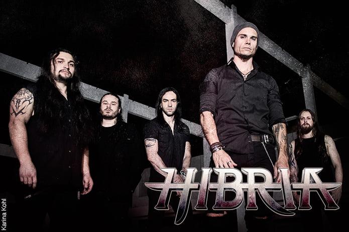 Hibria: banda irá apresentar a sua nova formação