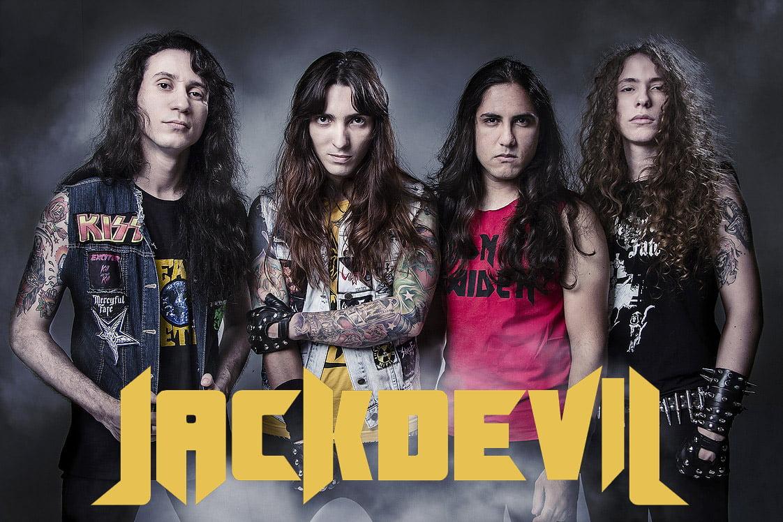 Read more about the article Jackdevil: banda traz a tradição dos anos 80 ao Roça 'n' Roll