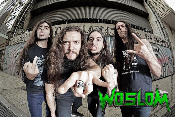 Woslom: saiba mais sobre a concepção do novo álbum