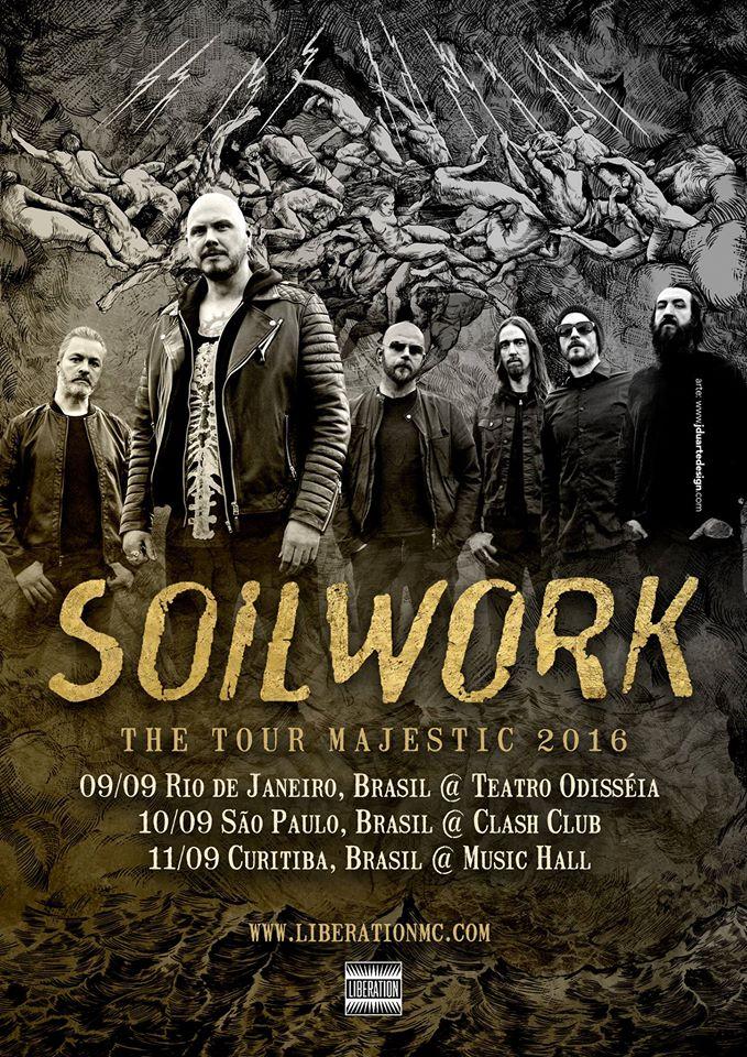 Soilwork na América Latina1