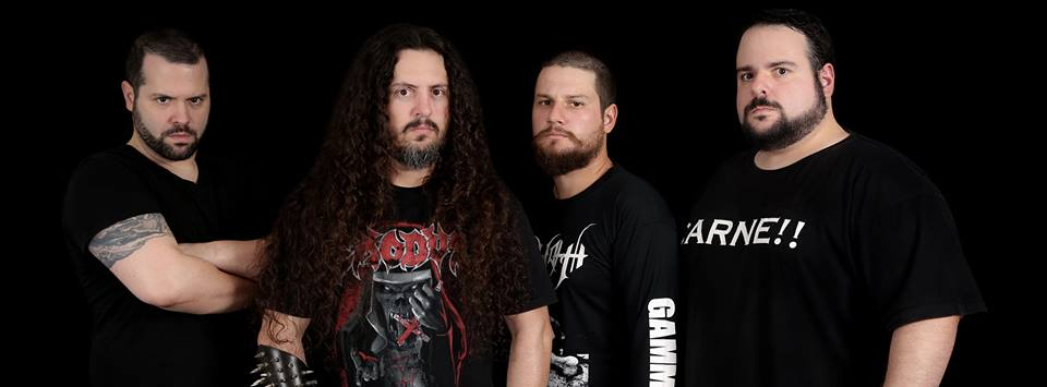 "Gammoth: banda disponibiliza novo álbum ""Obliterate"" no Spotify"