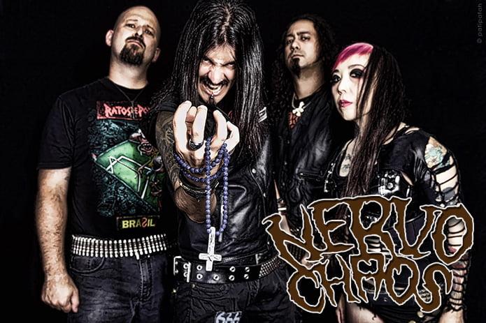 NervoChaos: banda toca em festival na Eslovênia ao lado de Incantation e Marduk